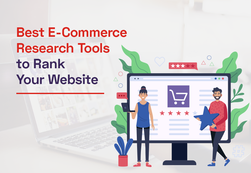 Top e-commerce research tools