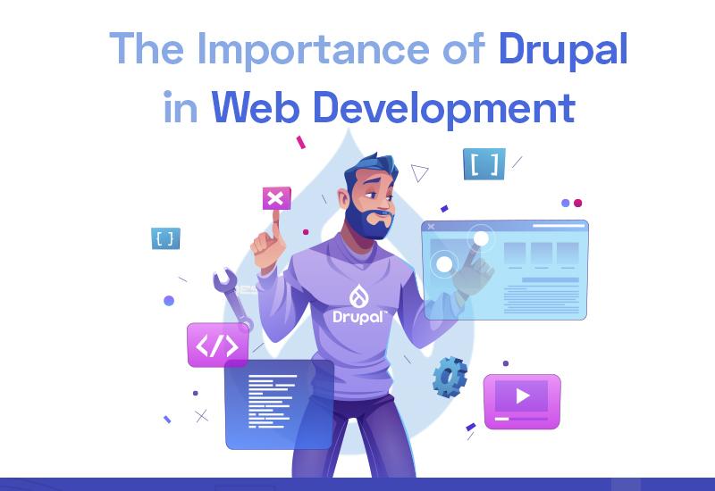 Top Drupal Development Company