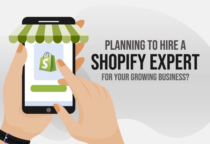 Expert Shopify app developers