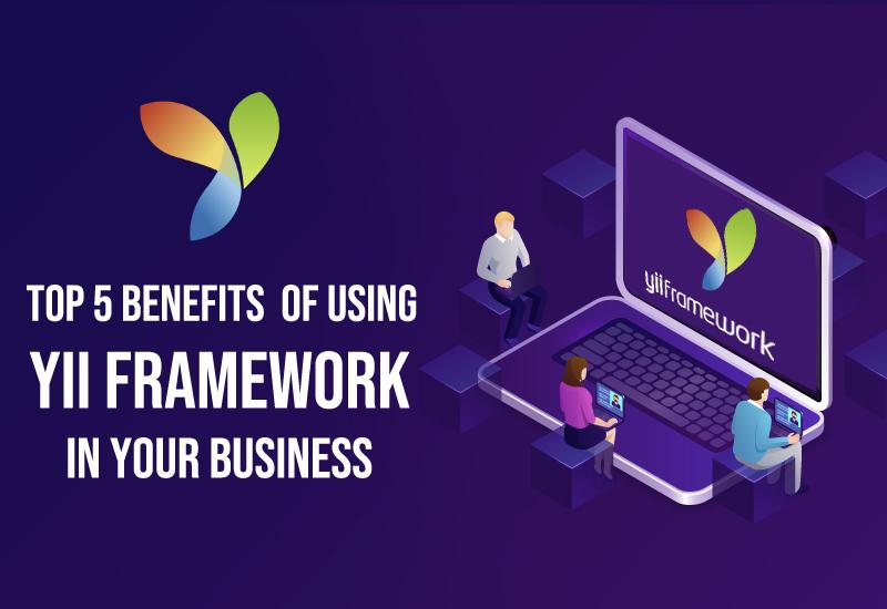 best PHP Yii Framework Development Company in India