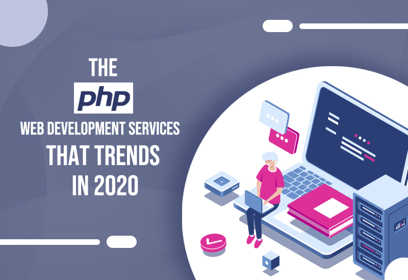 Top PHP Web Development Services in India