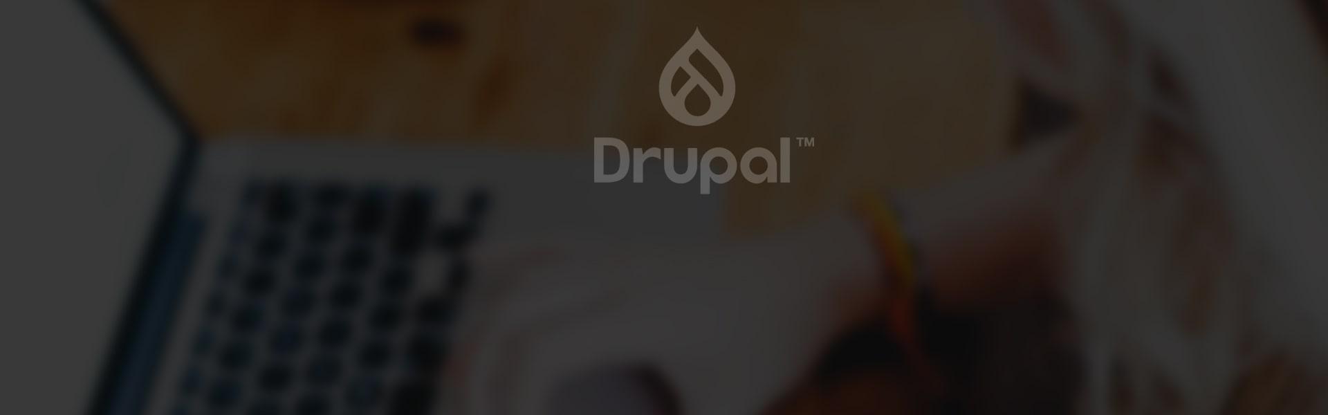 Drupal CMS Development Services